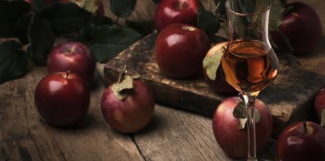 Waarom Calvados rijpt in Cognacvaten