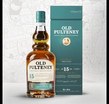 Old Pulteney 15Y