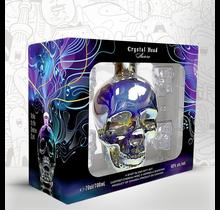 Crystal Head Vodka Aurora Giftpack +4 shotglazen
