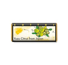 Zotter Hand-scooped Yuzu Citrus from Japan
