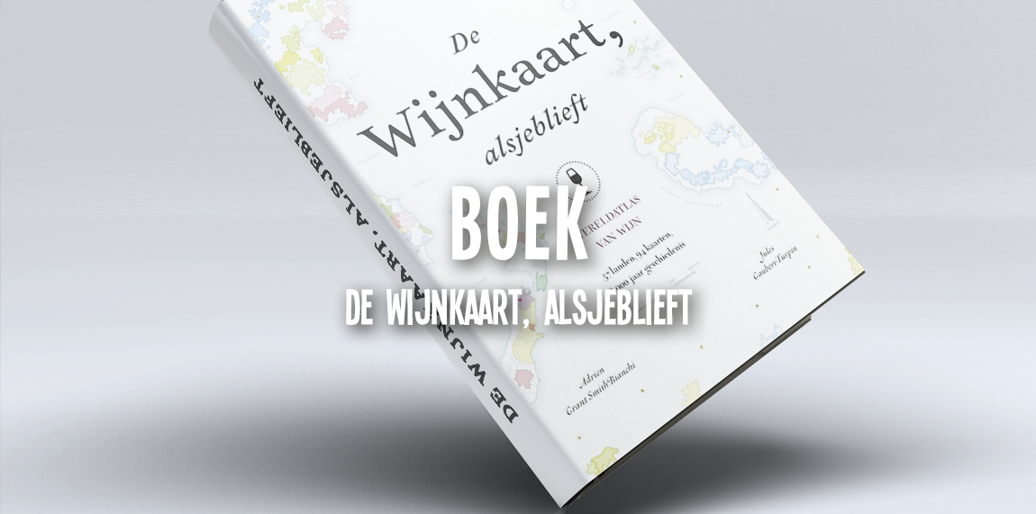 Boek: De Wijnkaart, Alsjeblieft