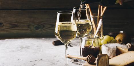 Vinificatie witte wijn: van druif tot wijn