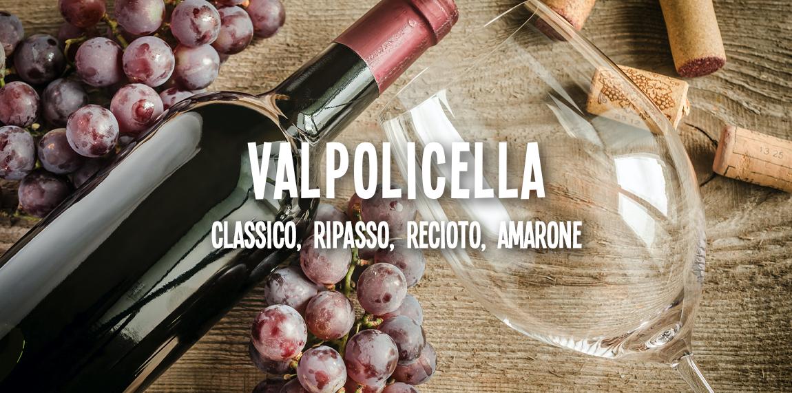 Valpolicella: Classico, Ripasso, Recioto, Amarone? Een heerlijk labyrinth.