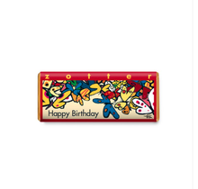 Zotter Hand-Scooped Happy Birthday