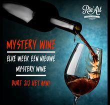 Red Mystery Wine / Week 28 / #160721