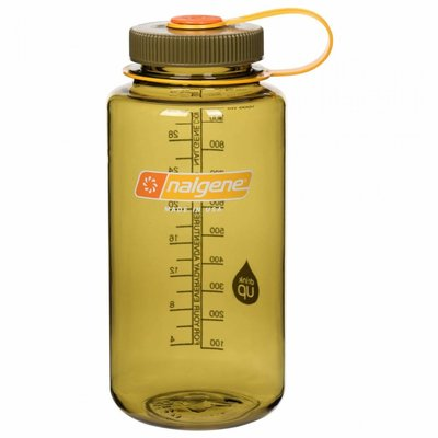 Nalgene Nalgene Original  Wide-Mouth Bottle  1L Olive