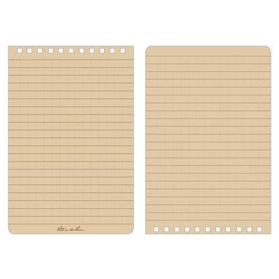 Rite in the Rain 4 x 6 Top Spiral Notebook 946T Tan