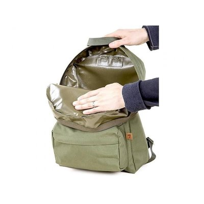 Savotta Day backpack 202, green