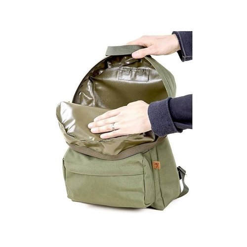 Savotta Day backpack 202, green