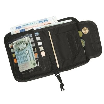 Tasmanian Tiger TT MIL WALLET Black (7627.040)