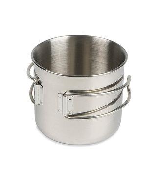 Tatonka Handle Mug 500 / RVS Handsvat beker 500 ml (4072.000)
