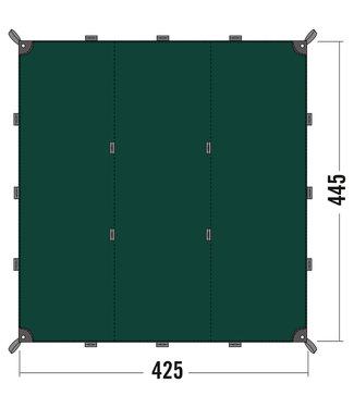 Tatonka Tarp 1 - 425 x 445 cm