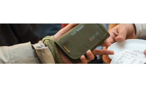 Portemonnee RFID/Anti-Skim