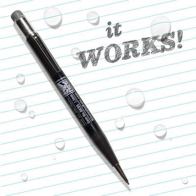Rite in the Rain Weatherproof Mechanical Pencil Black (No. BK99)