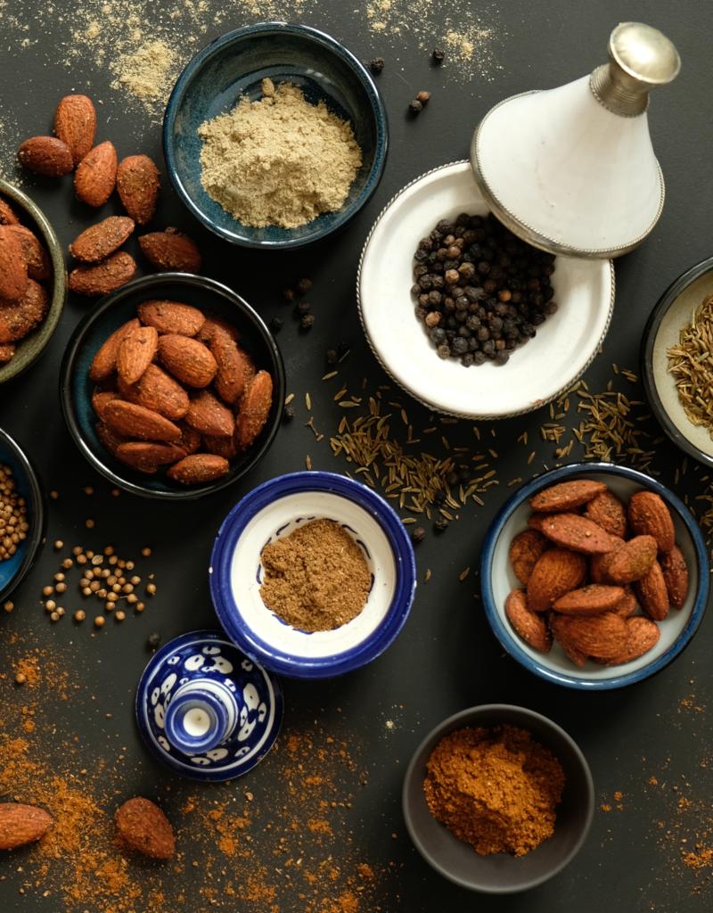 Oriental Almonds