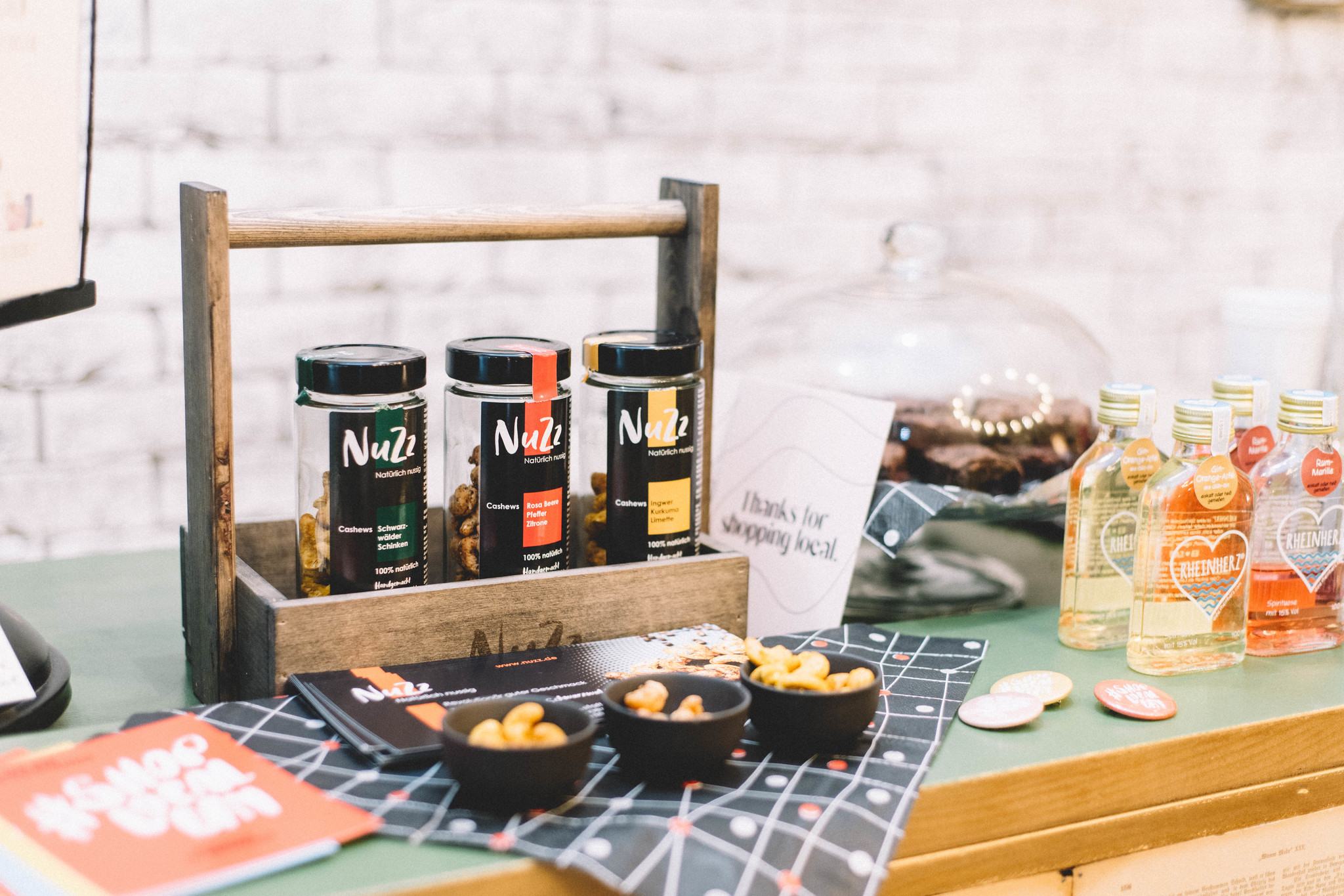 NuZz Shop Local Day