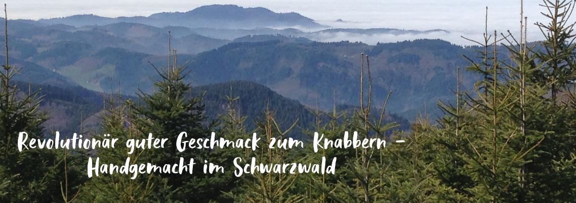 Geröstete, gewürzte Mandeln und Cashews aus dem Schwarzwald
