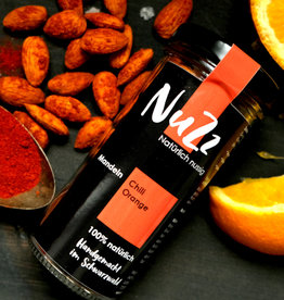 NuZz Mandeln Chili-Orange
