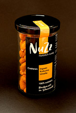 NuZz Cashews with ginger, turmeric and lime