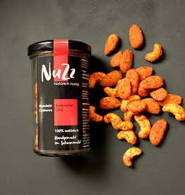 NuZz Cashews & Almonds with Espelette pepper