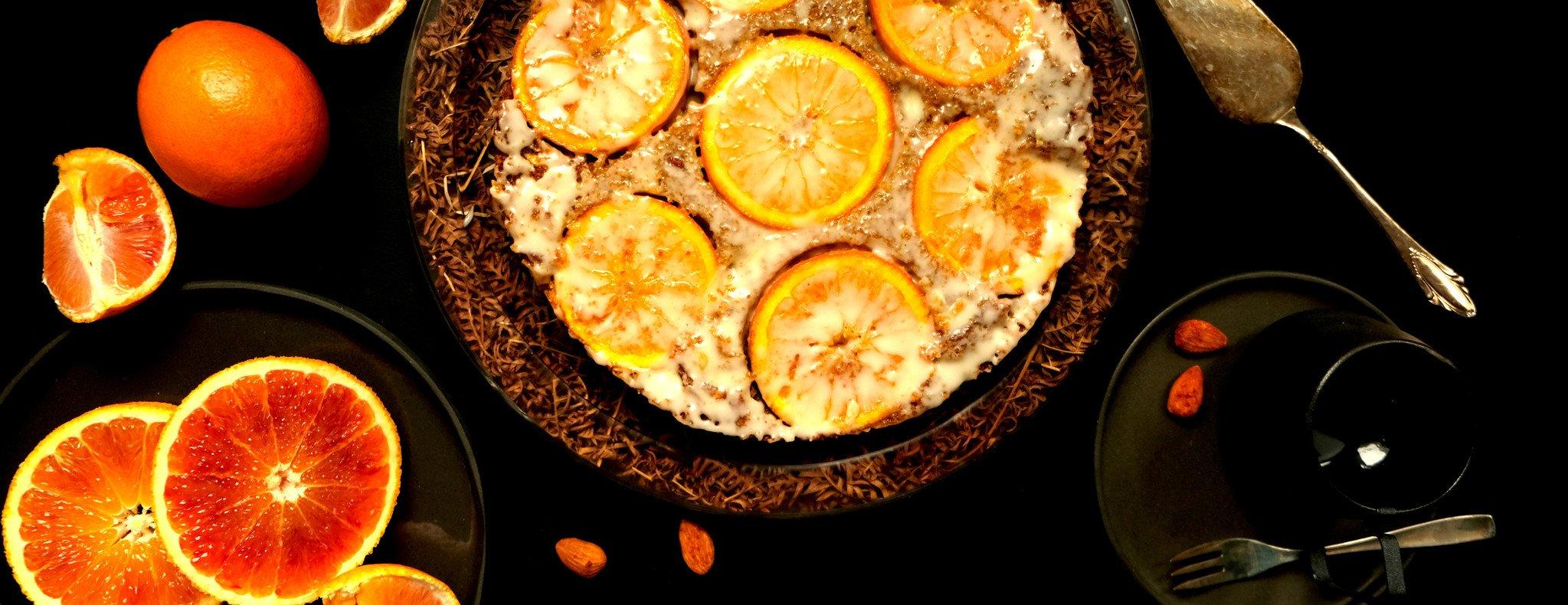 OrangenMandelkuchen