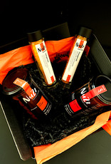 NuZz Box Orange: four specialities in a gift box