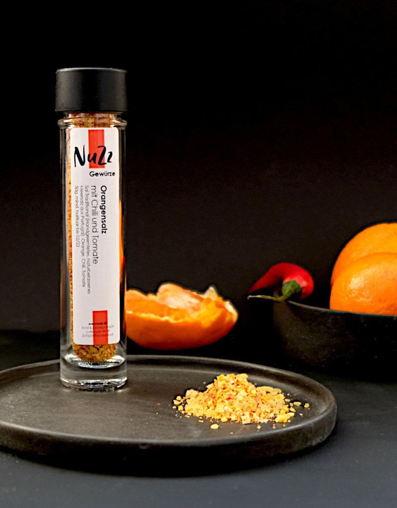NuZz Box Orange - knusprig & würzig in Orange