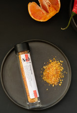 NuZz Natural Orange Sea Salt with Chili and Tomato
