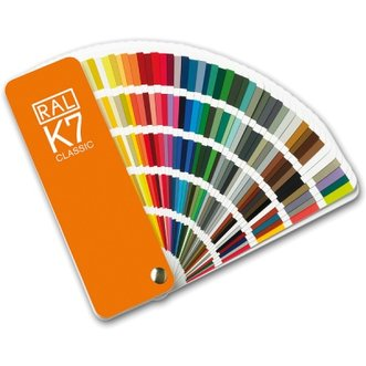 RAL Colours K7 Waaier