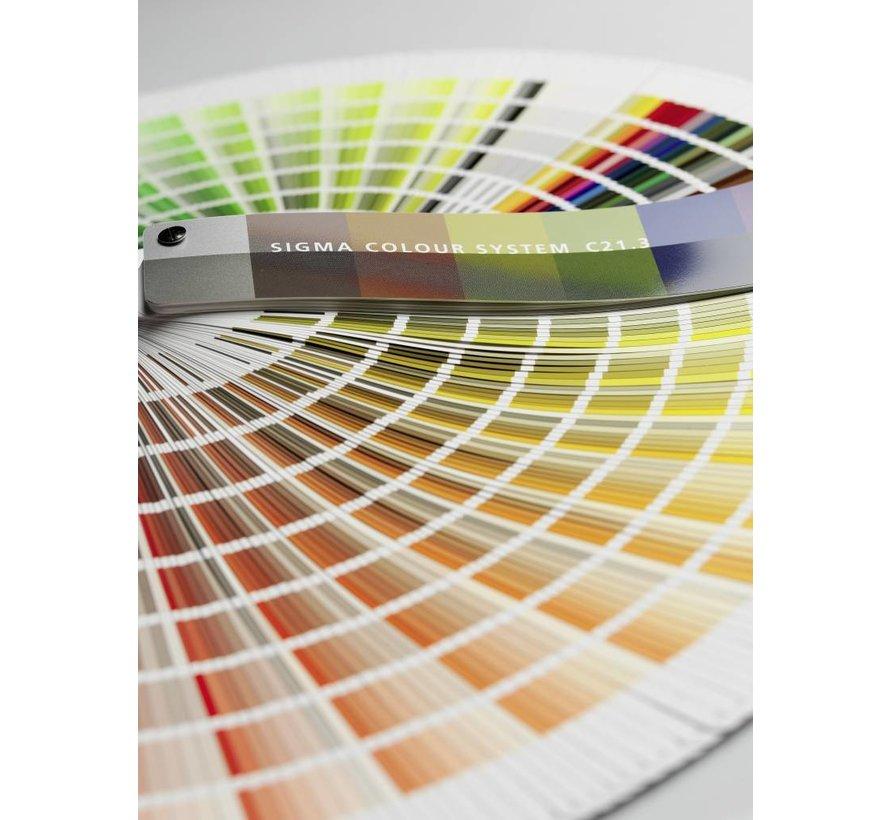 Colour System C21.3 NCS Waaier