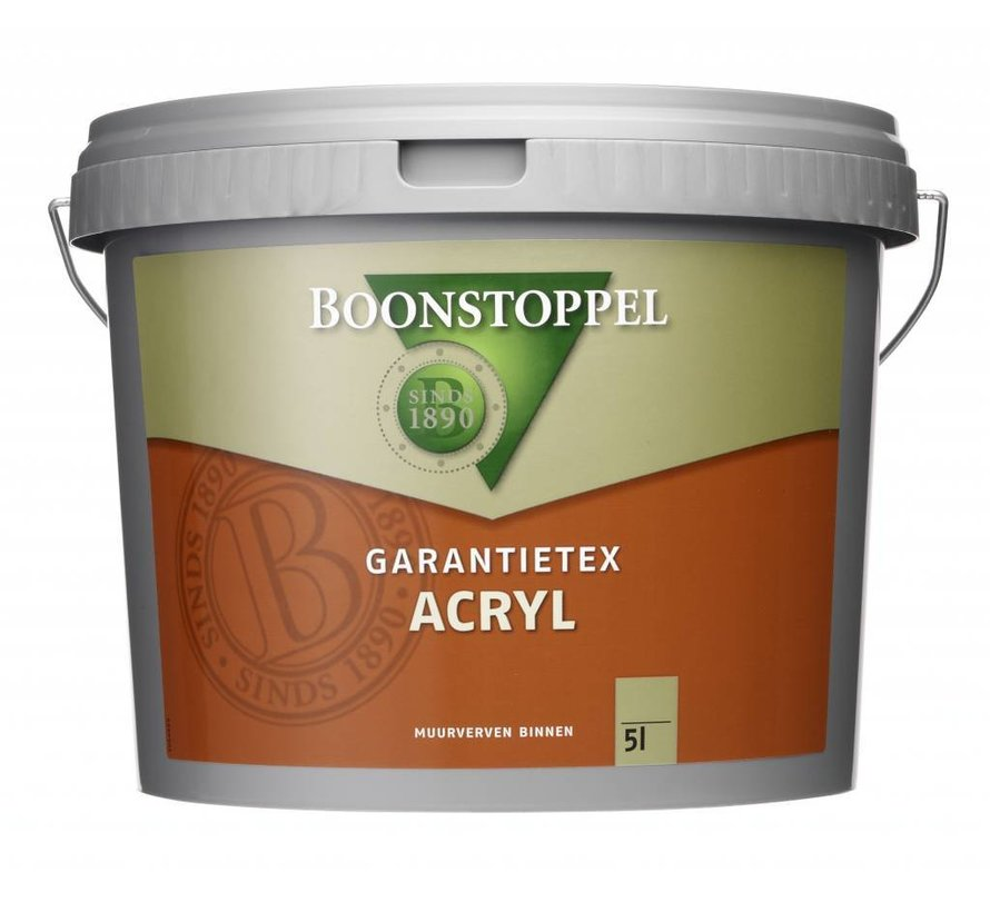 Garantietex Acryl