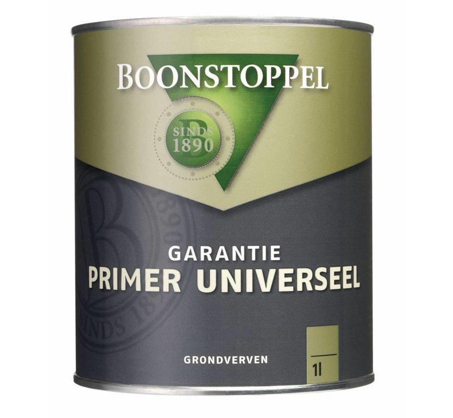 Garantie Primer Universeel