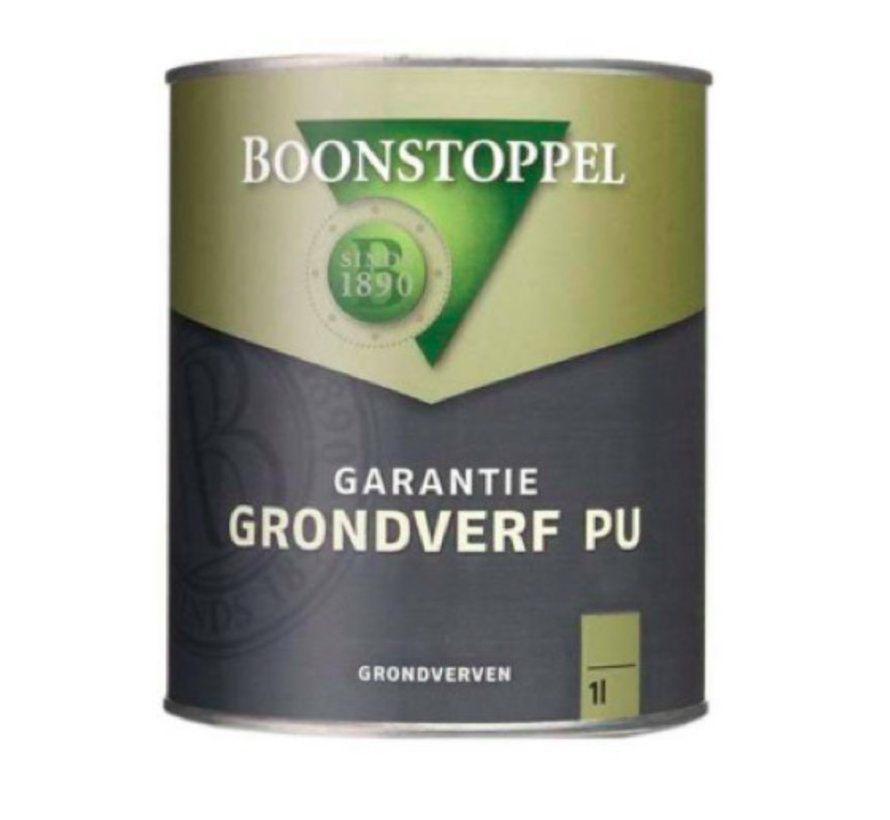 Garantie Grondverf PU