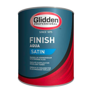 Glidden Aqua Finish Satin