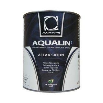 Aquamaryn Aqualin Aflak Satijn