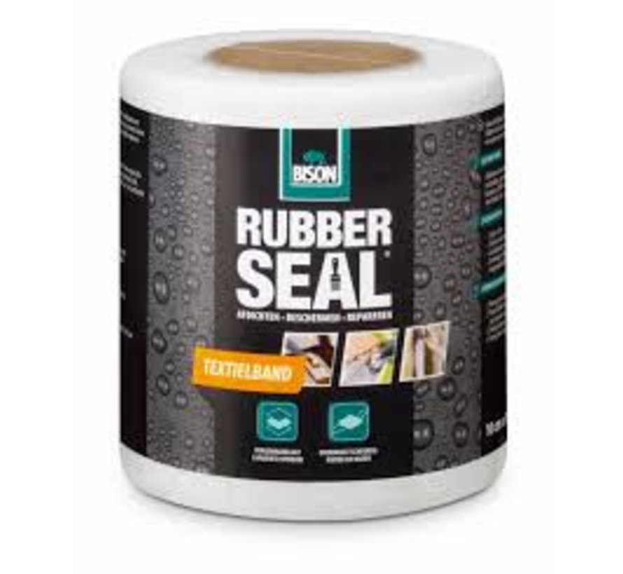 Rubbelseal Textielband