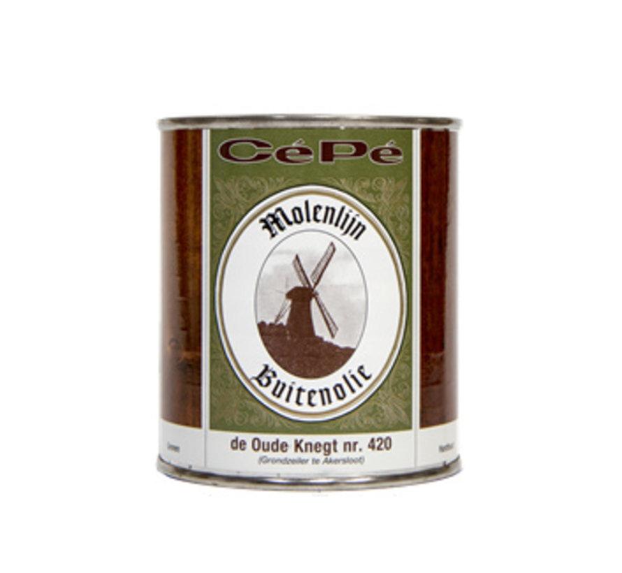 Molenlijn Buitenolie 420 Bruin