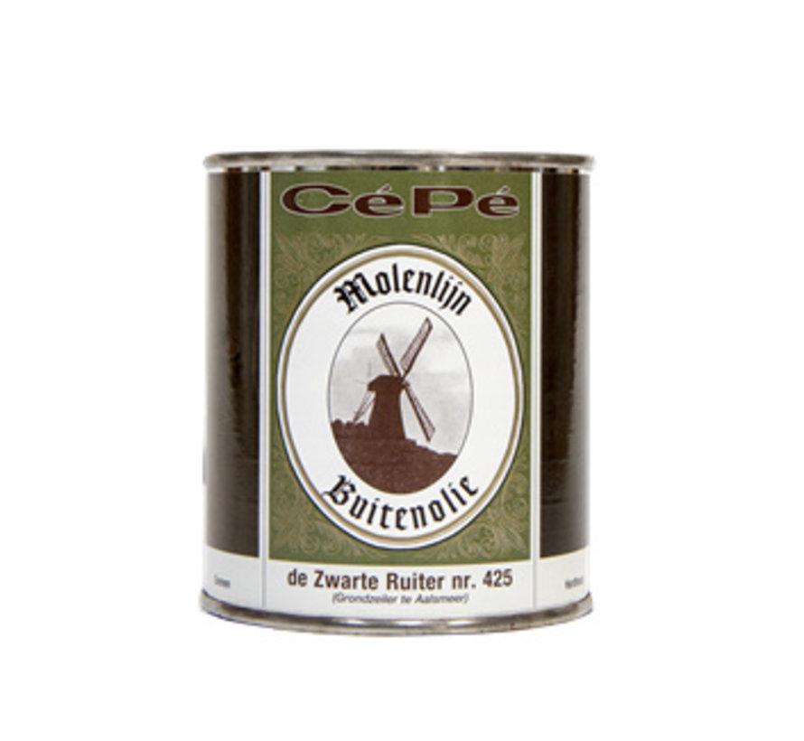 Molenlijn Buitenolie 425 Zwart