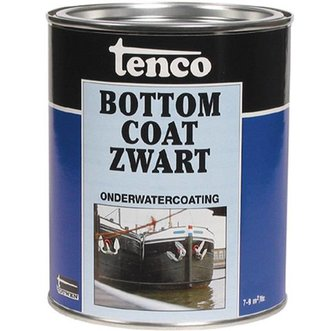 Tenco Bottomcoat Zwart