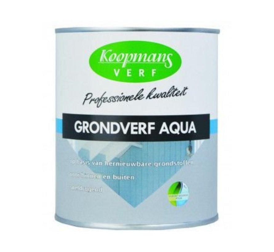 Grondverf Aqua