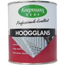 Koopmans Hoogglans Standaard kleuren
