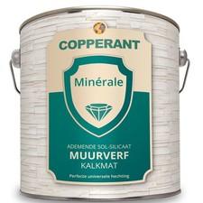 Copperant Pura Minerale Muurverf kalkmat