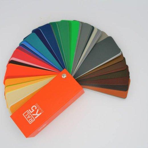 Welke kleur kiest u buiten?