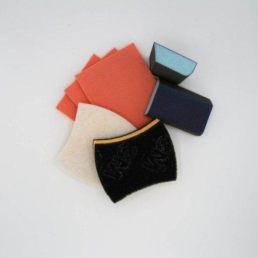 Schuursponzen / Schuurblokken