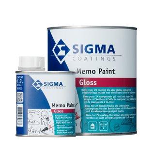 Sigma  Memo Paint Gloss