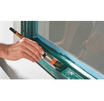 Hoe schildert u uw raam en kozijn buiten