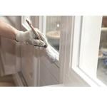 Hoe schildert u uw deur en deurkozijn buiten
