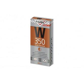Polyfilla W350 Sneldrogende 2K Houtreparatiepasta