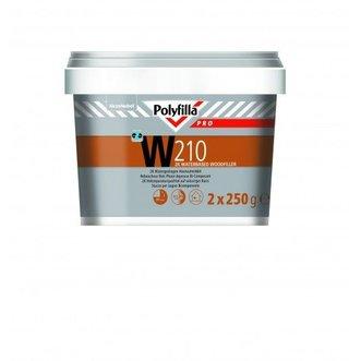Polyfilla W210 2K Watergedragen Houtvulmiddel