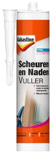 Alabastine Scheuren en Naden Vuller